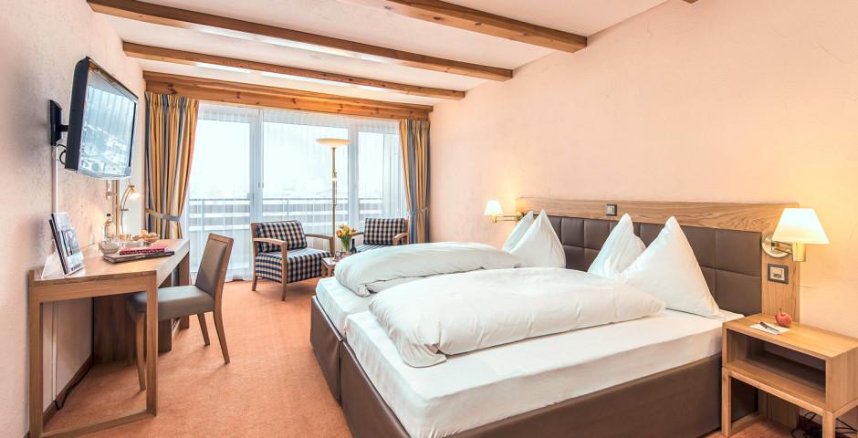 Doppelzimmer Nova - Sunstar Hotel Lenzerheide - Skipauschale