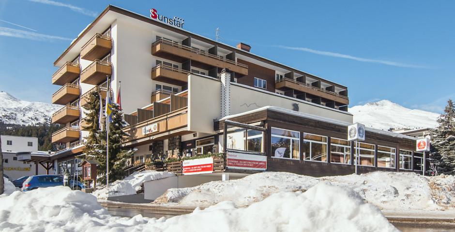 Sunstar Hotel Lenzerheide - Forfaits ski