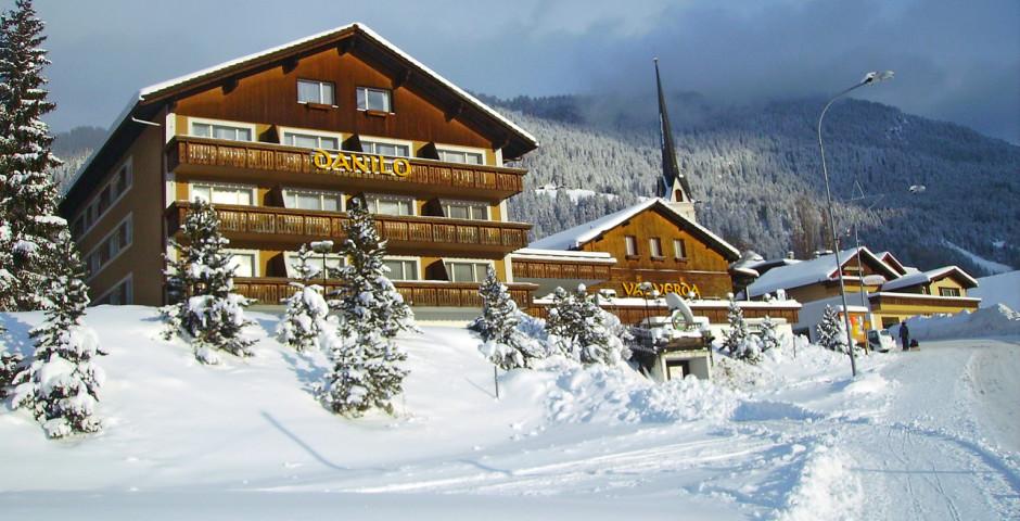 Hotel Danilo - Skipauschale