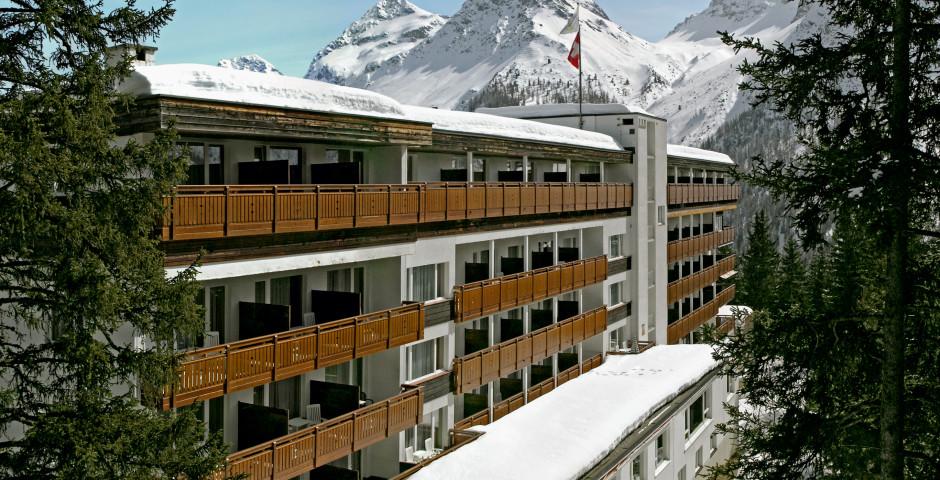 Sunstar Hotel Arosa - Skipauschale