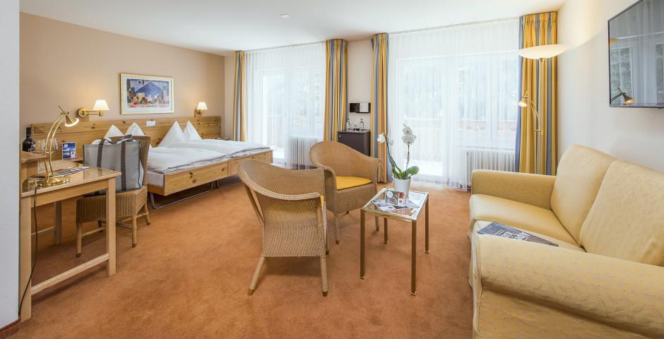Doppelzimmer Premium - Sunstar Hotel Arosa - Skipauschale