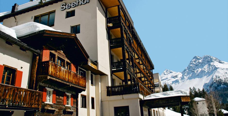 Hotel Seehof Arosa - Skipauschale