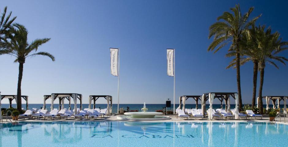 Los Monteros hotel and Spa