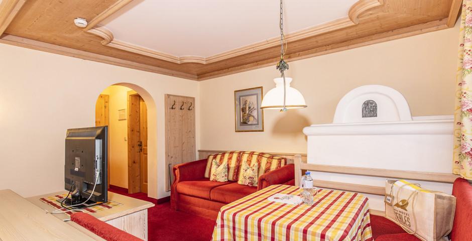 Doppelzimmer Serles - Hotel Serles - Skisafari