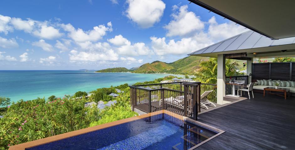 Panoramic Pool Villa - Raffles Seychelles