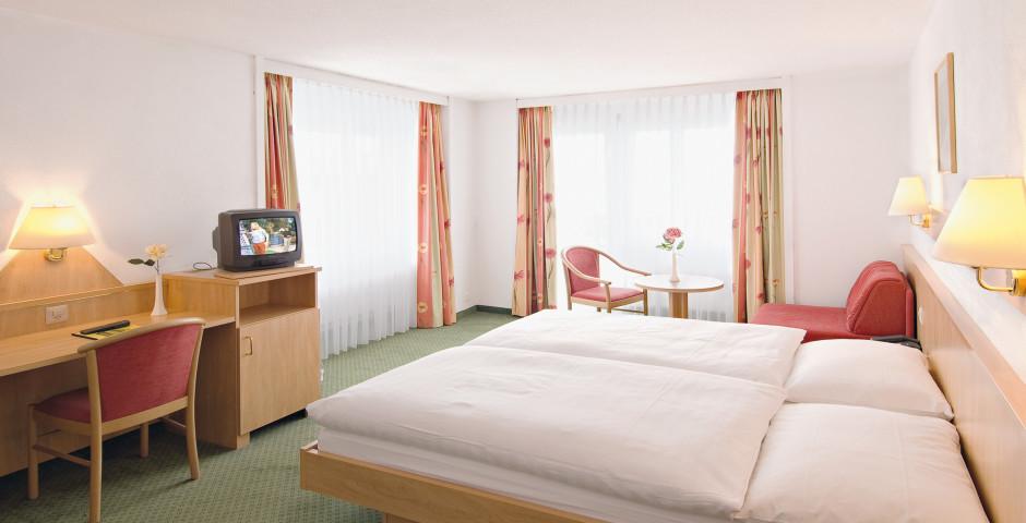 Doppelzimmer West/Nord - Hotel Gornergrat - Skipauschale