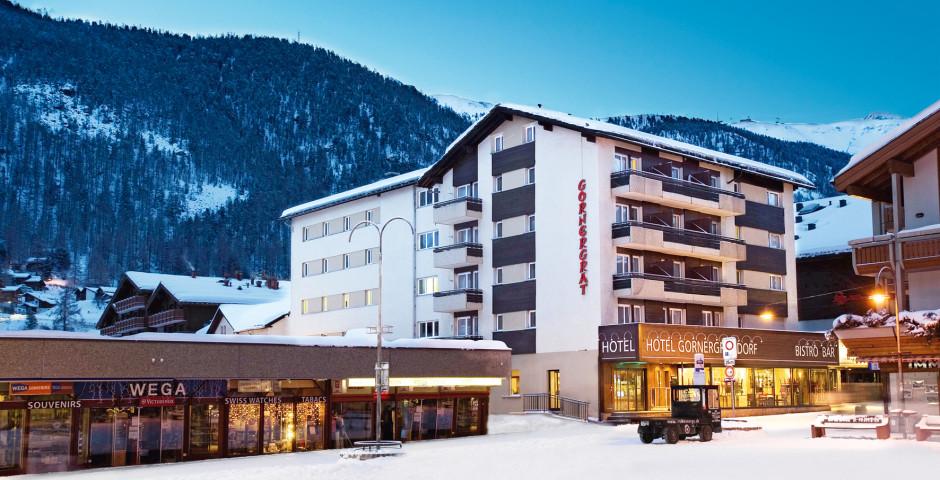 Hôtel Gornergrat - Forfait ski