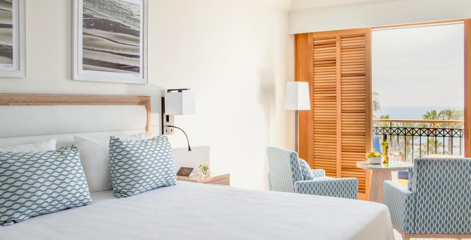 Doppelzimmer mit Meersicht - Hotel Annabelle