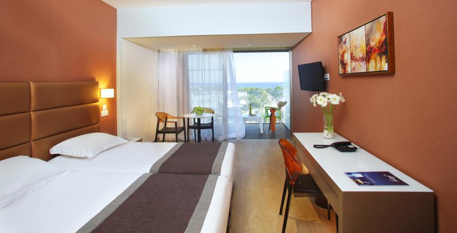 Doppelzimmer - Faros Hotel