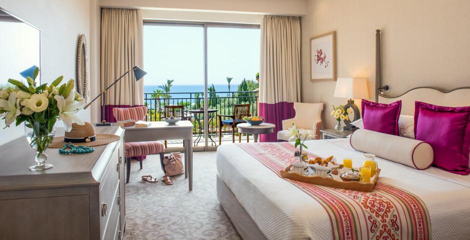 Doppelzimmer Deluxe Meersicht - Hotel Elysium