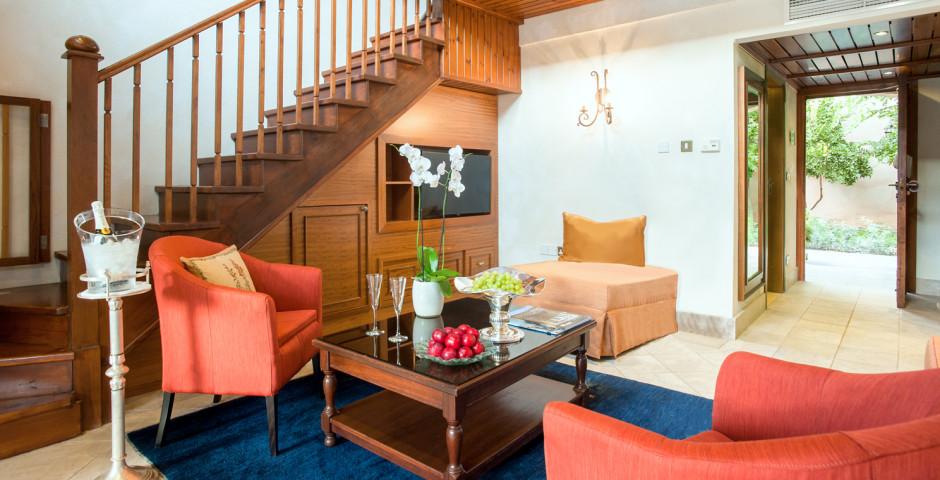 Royal Garten Villa mit Privatpool - Hotel Elysium