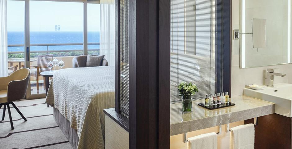 Doppelzimmer Superior Meersicht - Four Seasons Cyprus