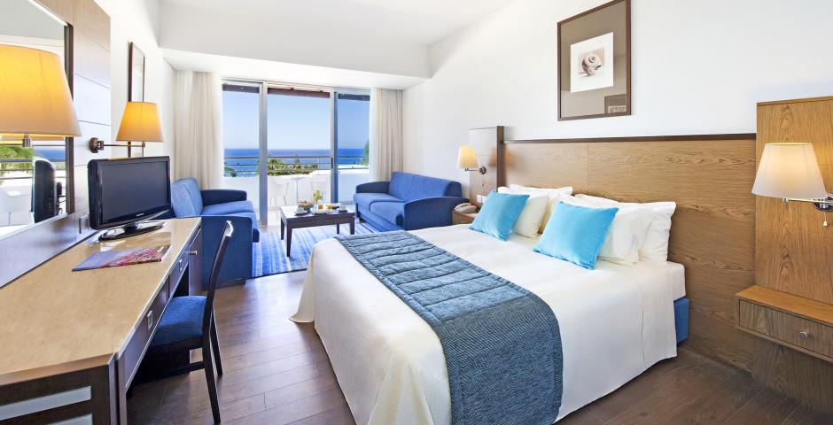 Familienzimmer Meersicht - Mediterranean Beach Resort