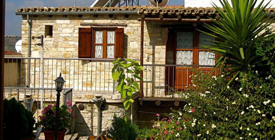 Traditional Village Houses - Skarinou