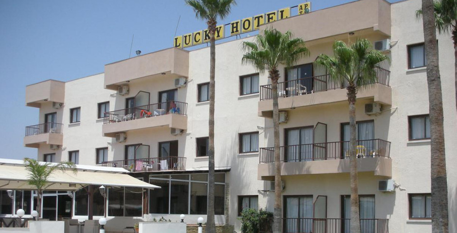 Lucky Hotel Apartments