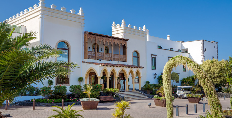 Gran Castillo Tagoro Playa Blanca
