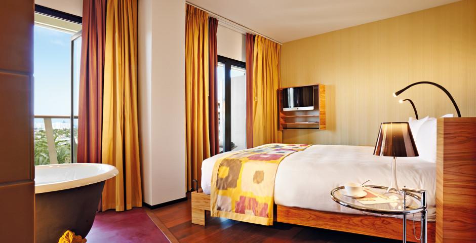 Suite - Bohemia Suites & Spa