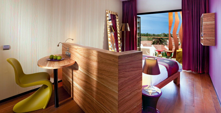 Chambre double Deluxe - Bohemia Suites & Spa
