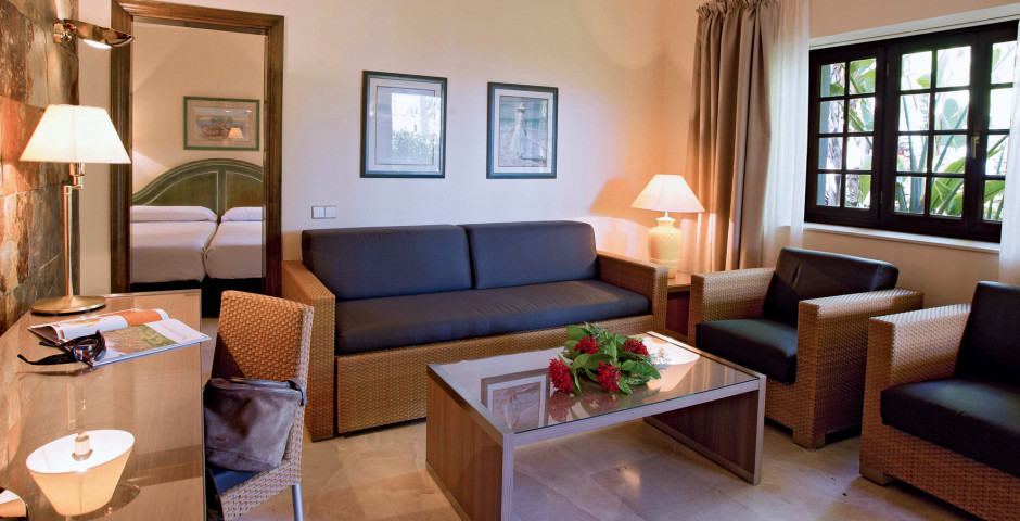 Suite - Dunas Suites & Villas Resort