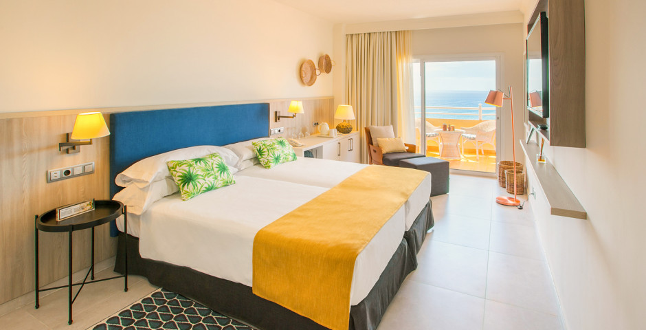 Doppelzimmer Deluxe View - Corallium Dunamar by Lopesan Hotels (ex. IFA Dunamar)