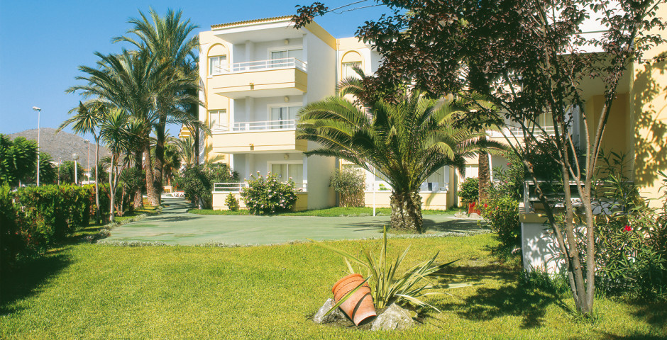 Palm Garden Apart