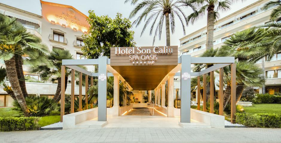 Son Caliu Hôtel Spa Oasis