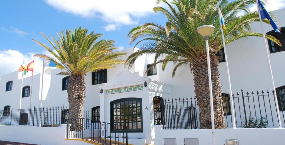 San Marcial Apartamentos