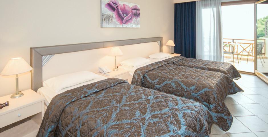 Dreibettzimmer - Hotel Palladium