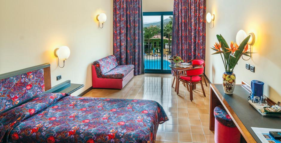 Doppelzimmer Deluxe - Caesar Palace Giardini Naxos
