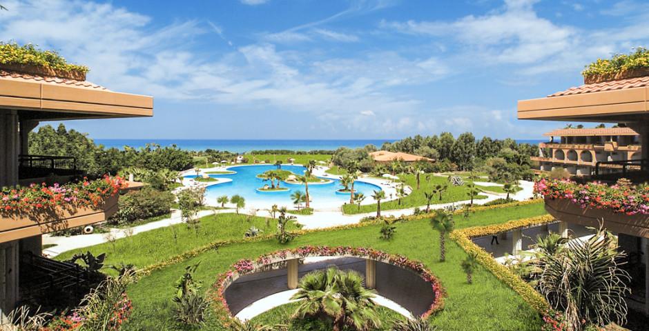Acacia Resort Sizilien Hotelplan