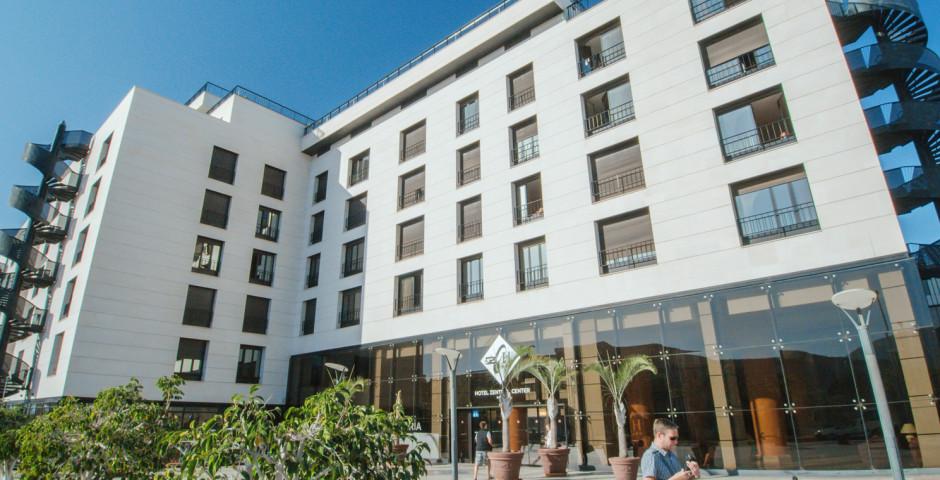 Hôtel Zentral Center