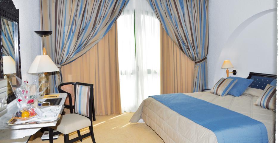 Doppelzimmer - Hasdrubal Thalassa & Spa Port el-Kantaoui
