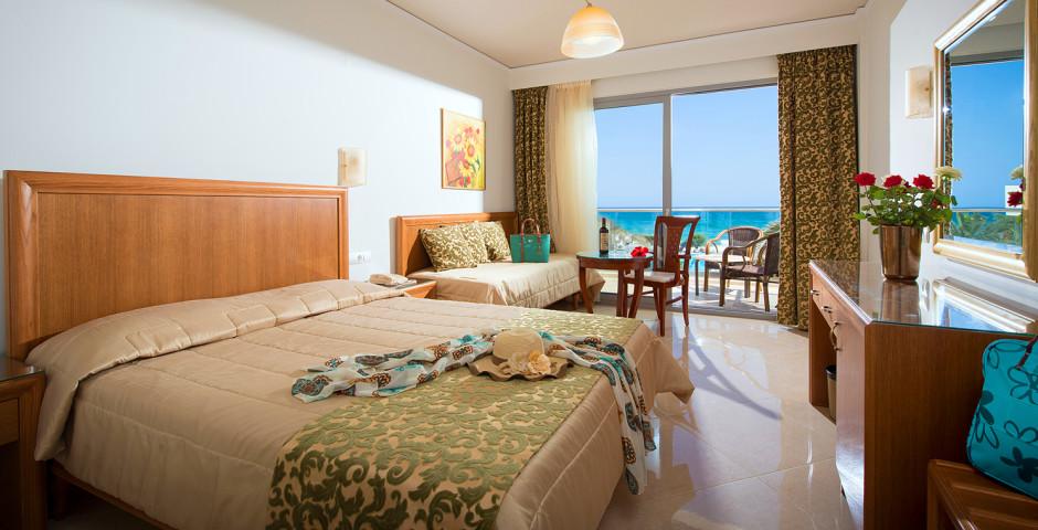 DoppelzimmerDeluxe - Hotel Ariadne Beach