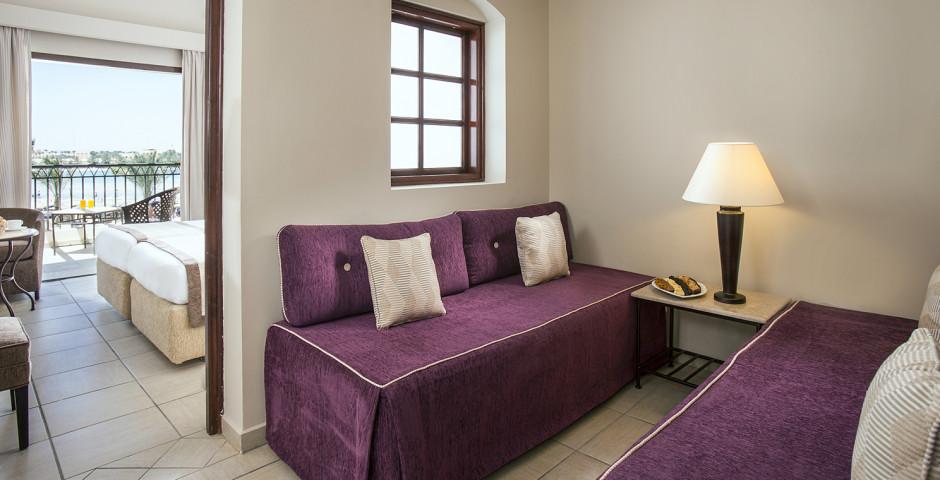 Familienzimmer Deluxe - Jaz Lamaya Resort
