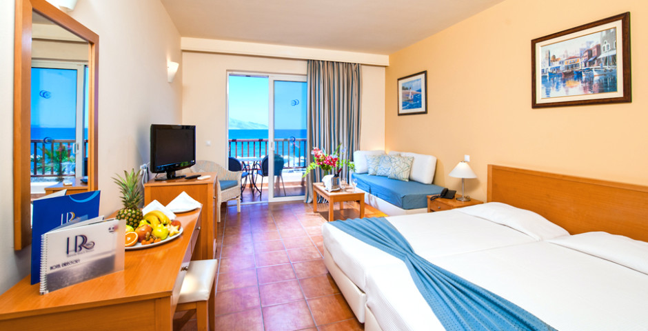 Doppelzimmer Meerblick - Horizon Beach Resort