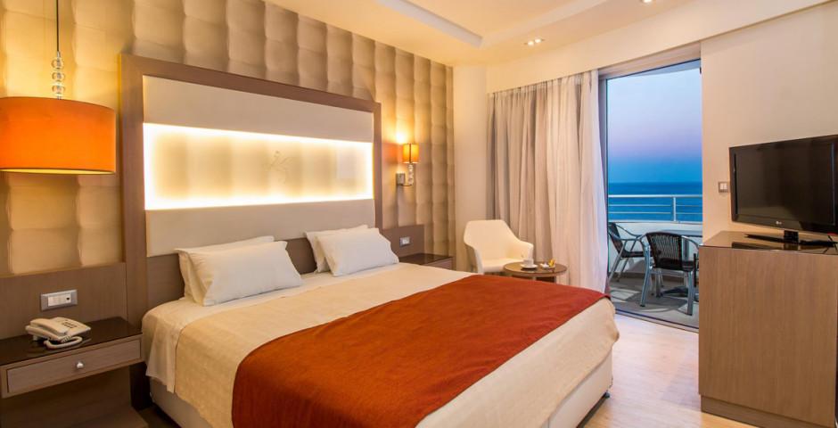 Dppelzimmer Deluxe - Hotel Pegasos