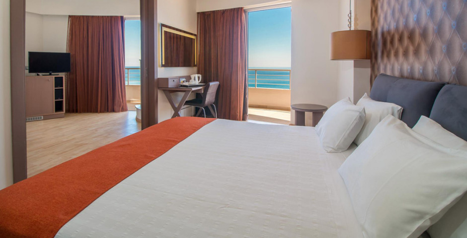 Präsidenten Suite - Hotel Pegasos