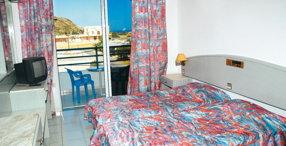 Doppelzimmer - Faliraki Bay