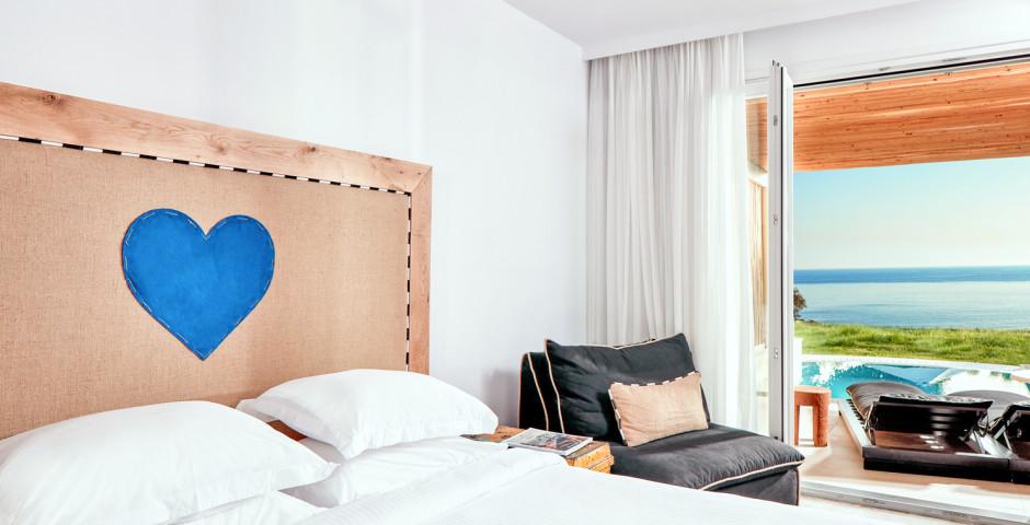 Doppelzimmer Premium - Myconian Imperial Resort