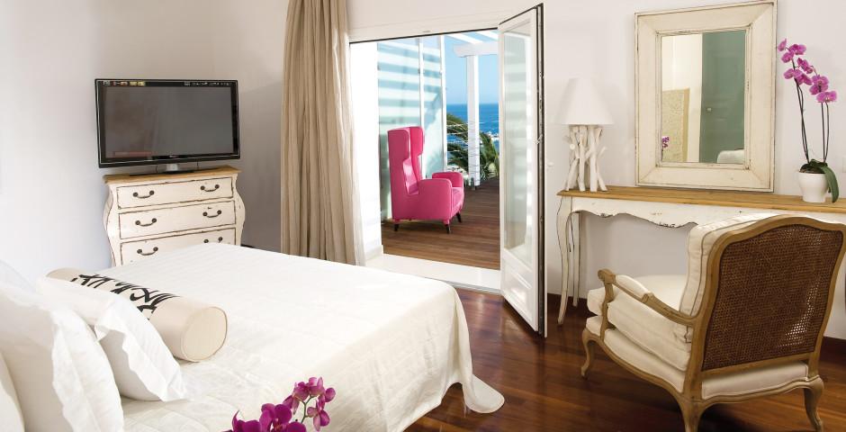 Wohnbeispiel - Myconian Ambassador Hotel