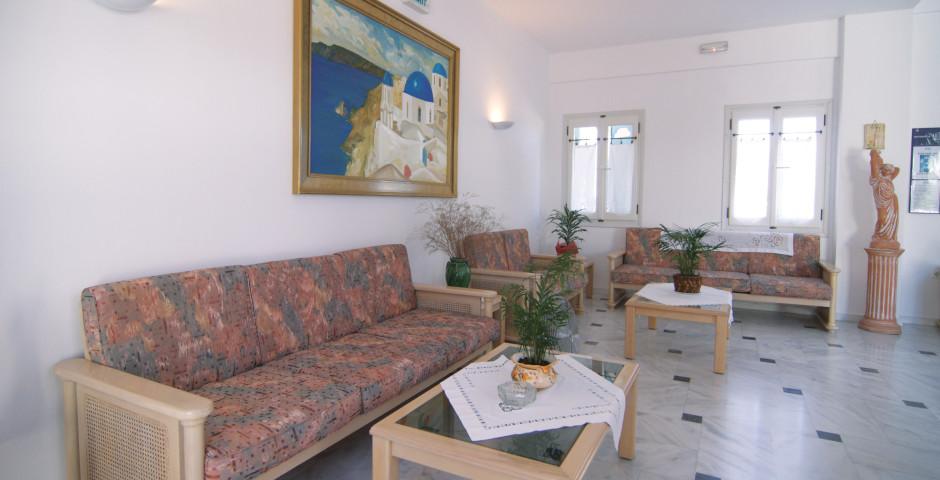 Doppelzimmer - Hotel Strogili