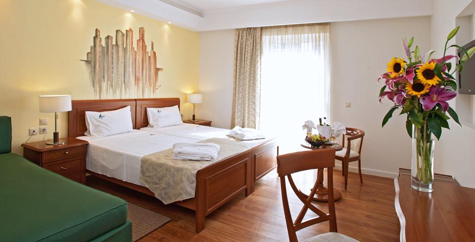 Doppelzimmer Superior mit Gartensicht - Mediterranean Beach Resort and Spa