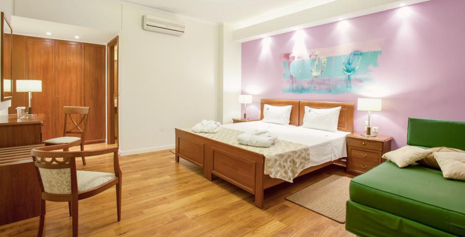 Familienzimmer Superior - Mediterranean Beach Resort and Spa