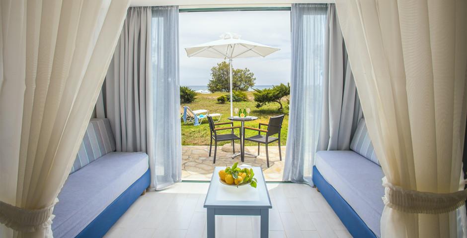 Familienzimmer mit Abtrennung - Louis Zante Beach