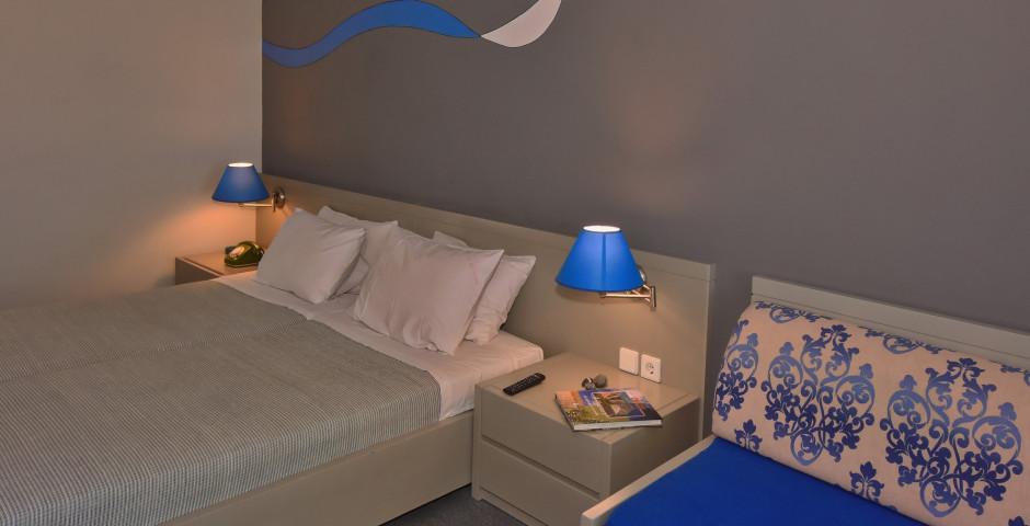 Doppelzimmer - Mantenia Hotel