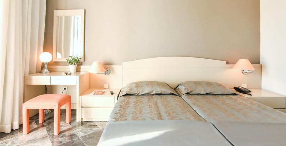 Chambre double - Mantenia Hotel