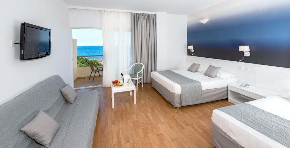 Chambre familiale - Blue Sea Beach Resort