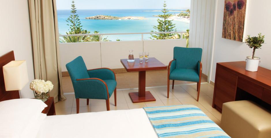 Doppelzimmer Meersicht - Nissi Beach Resort