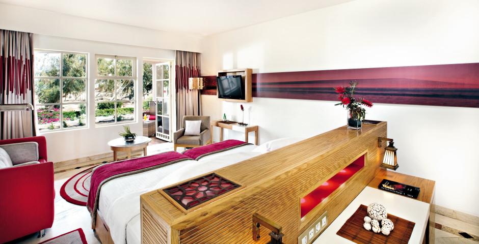 Doppelzimmer Classic Gartensicht - Mövenpick Resort & Spa El Gouna