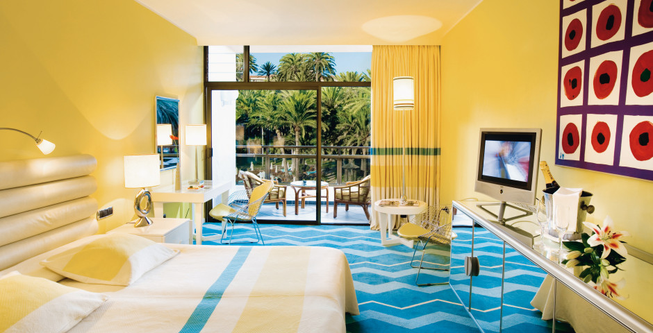 Doppelzimmer Typ B - Seaside Palm Beach